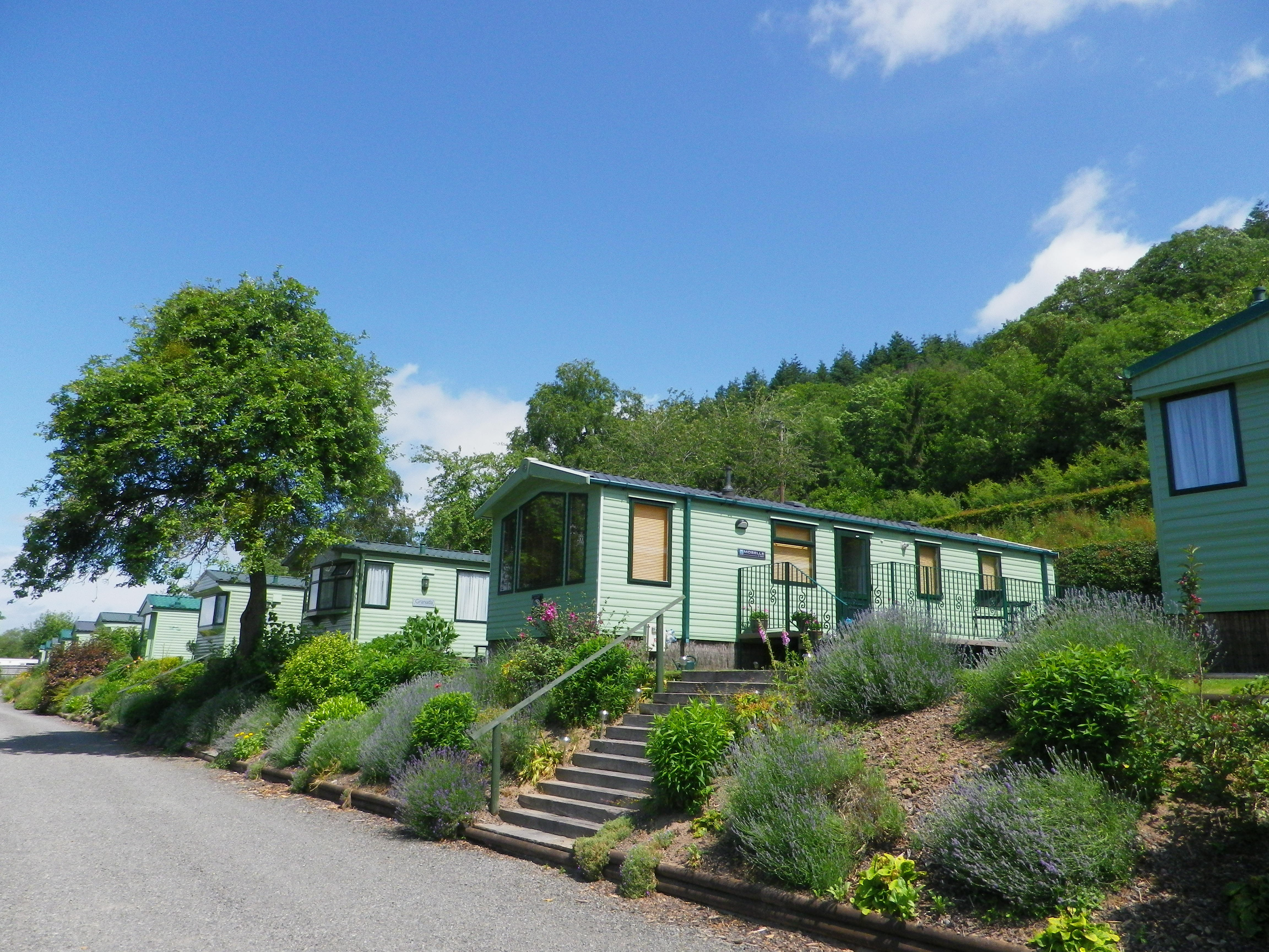 Static Caravans at Lucksall Caravan & Camping Holiday Park.