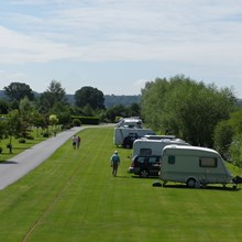 Lucksall Caravan and Camping park