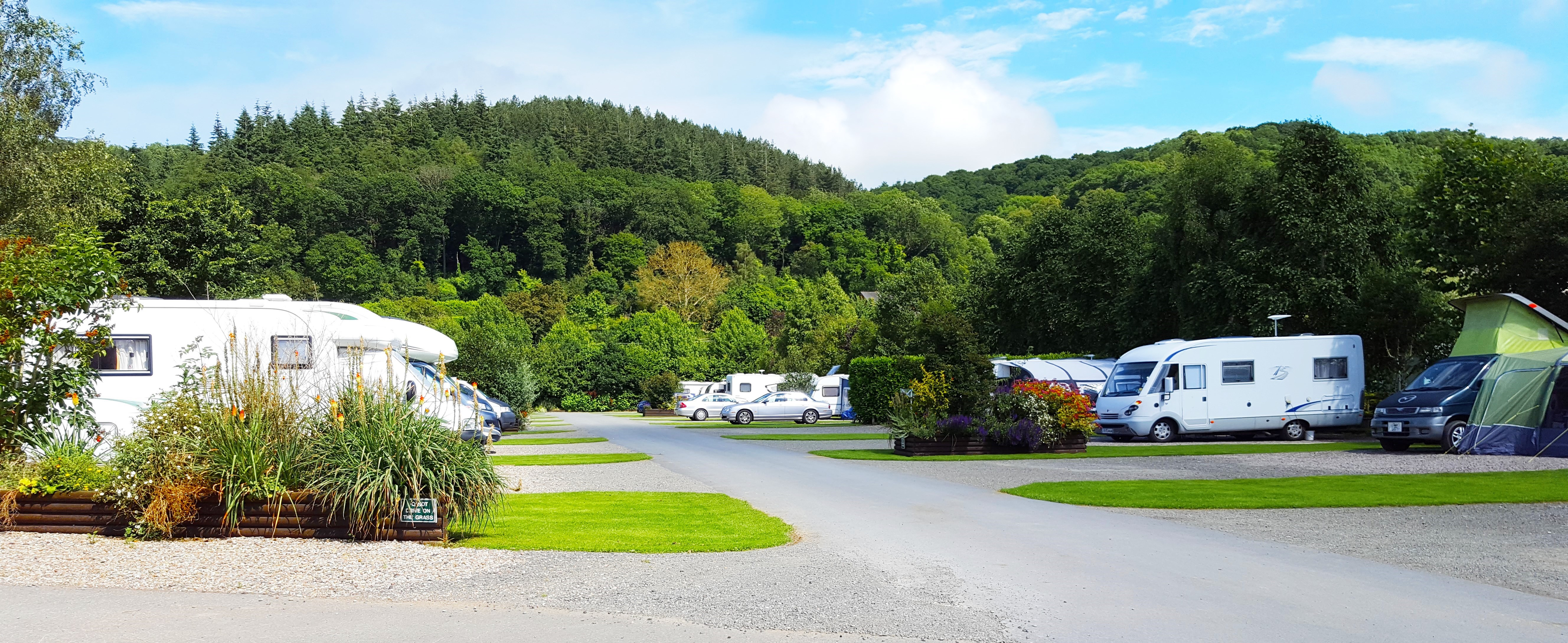 Popular Wriggles Brook Caravans Sleep Up To Four, With Hire Starting At &16390 For The Weekend For More Information, See Wwwwrigglesbrookcouk Badger Gypsy Caravan, Upper Wye Valley, Welsh Lake District The Pretty Retreat Is Located